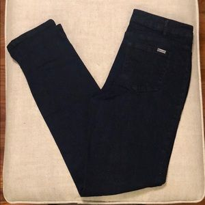 Jaclyn Smith Dark Wash Jeans